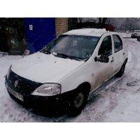Продам а/м Renault Logan требующий вложений