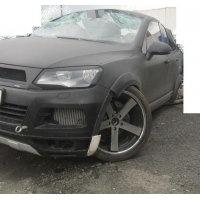 Продам а/м Volkswagen Touareg аварийный